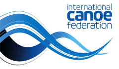 Logo of the International Canoe Federation